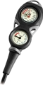 Mares Mission 2 Pressure And Depth Gauge