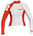 Exceed Eden Women's Long Sleeve Rash Guard