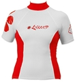 Exceed Eden Women's Short Sleeve Rash Guard