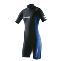ScubaMax W3KS 3mm Kids Shorty Wetsuit
