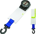 Innovative Scuba Diving Compass Slate with Clip