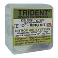 Trident Deluxe Viton Save-A-Dive O-Ring Kit and Lube