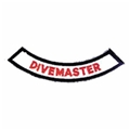 Divemaster Shoulder Patch