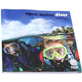 PADI Open Water Diver Manual with RDP Table