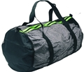 Innovative Deluxe Heavy Duty Medium Mesh-Nylon Duffel Bag