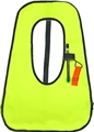 Innovative Standard Snorkeling Vest with Whistle