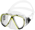 IST Martinique Narrow Junior/Female Size Twin Lens Mask - Black
