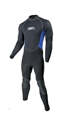 Tilos 5/4mm Semi-Dry Steamer Mens Jumpsuit