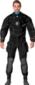 Waterproof D10PRO ISS Men's Neoprene Drysuit