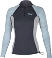 Xcel Manoa Front Zip Women's 2/1mm Wetsuit Top
