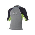Xcel Youth's 1/.5mm SLX Short Sleeve Wetsuit Top