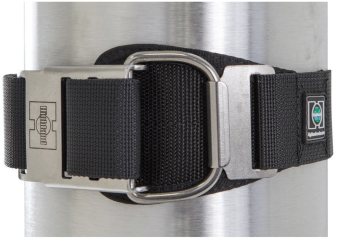 Highland Stainless Steel Tank Cam Straps