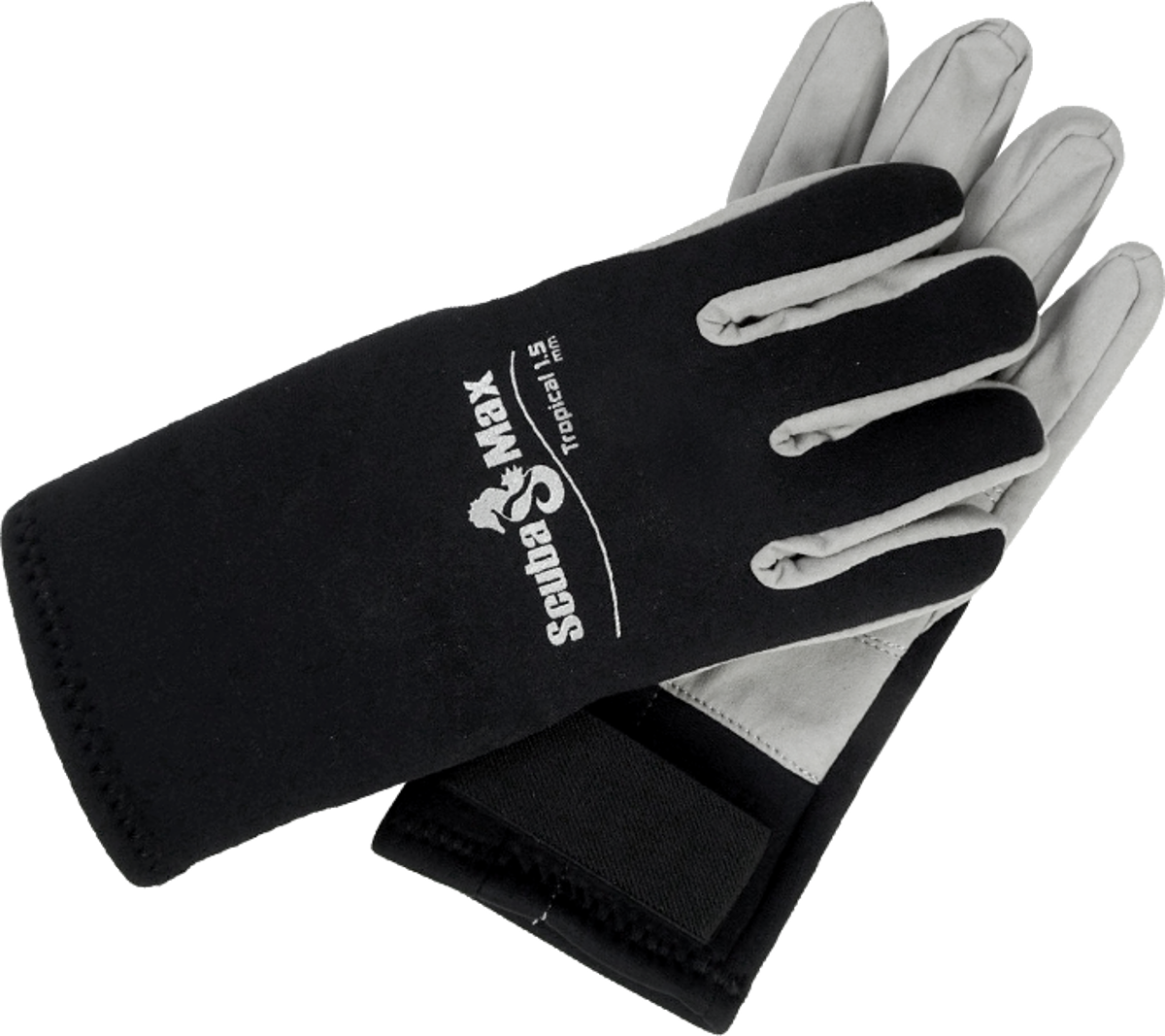 ScubaMax GV-707 1.5mm Armara Leather Palm Glove