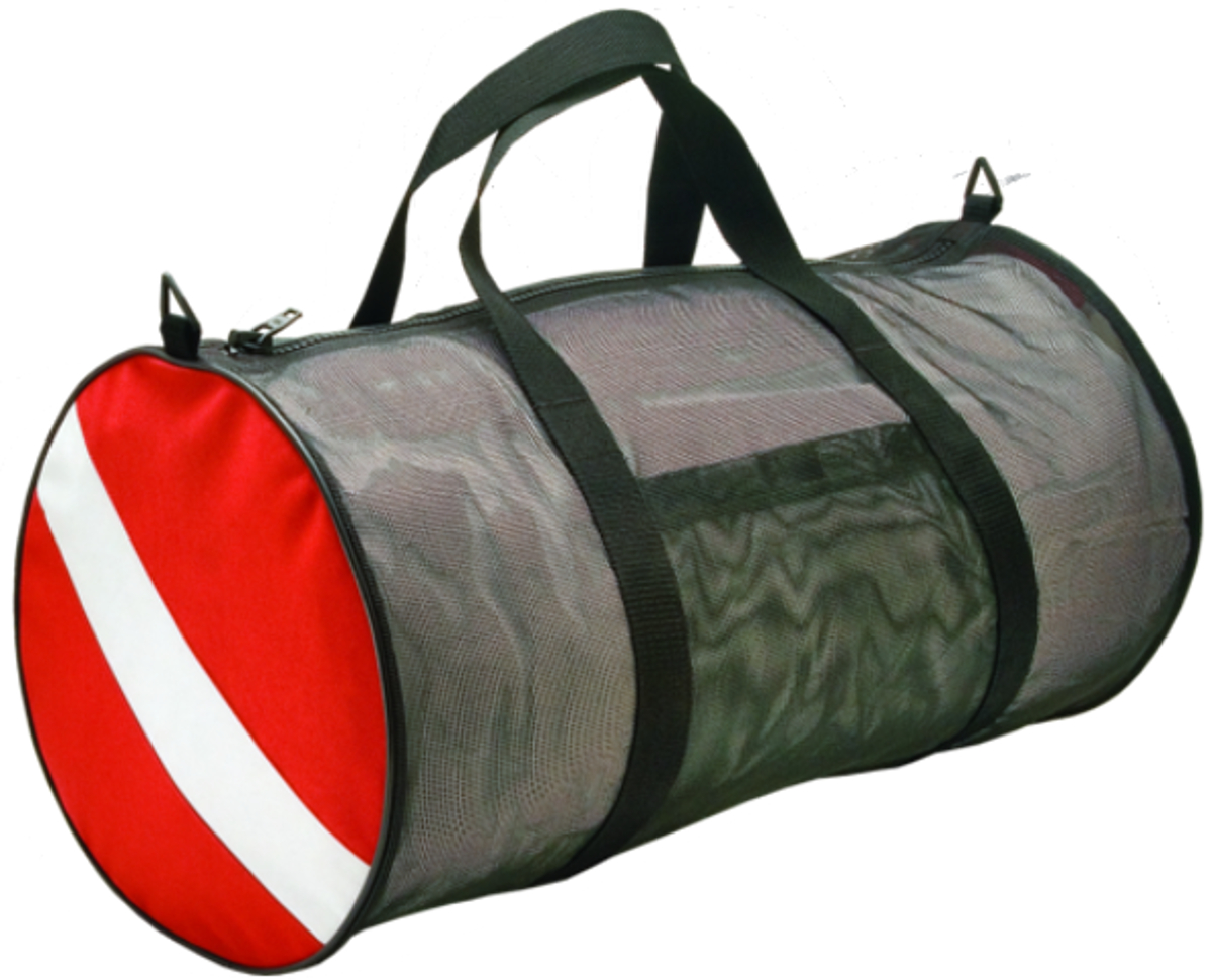 Innovative Dive Flag Medium Duffel Bag