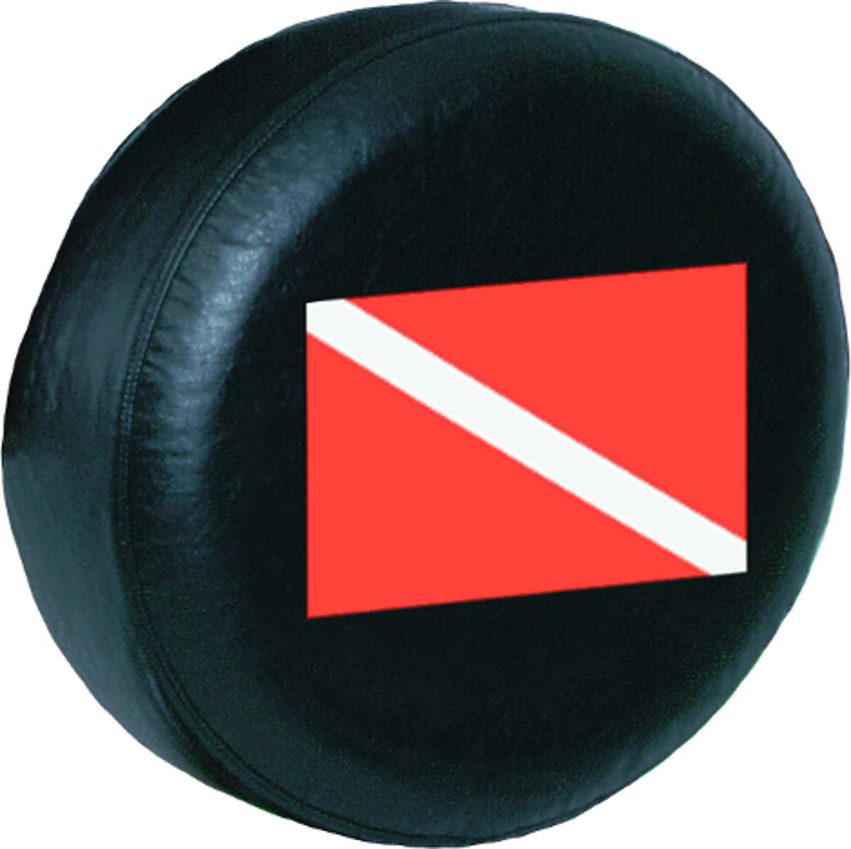 Innovative Dive Flag Theme Spare Tire Cover