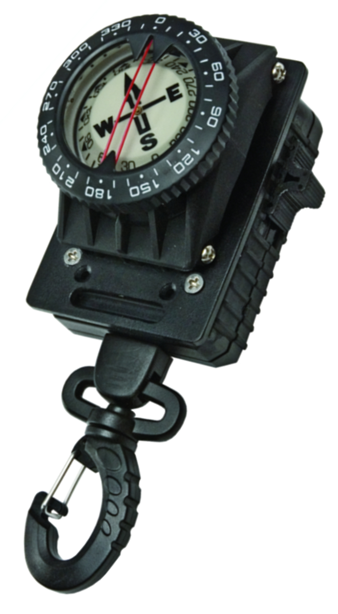Innovative Mounted Compass Locking Gripper Retractors