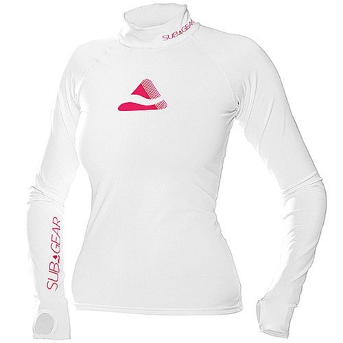 Subgear Pebble Women's Long Sleeve Rashguard