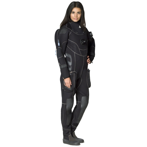 Waterproof D10PRO ISS Women's Neoprene Drysuit