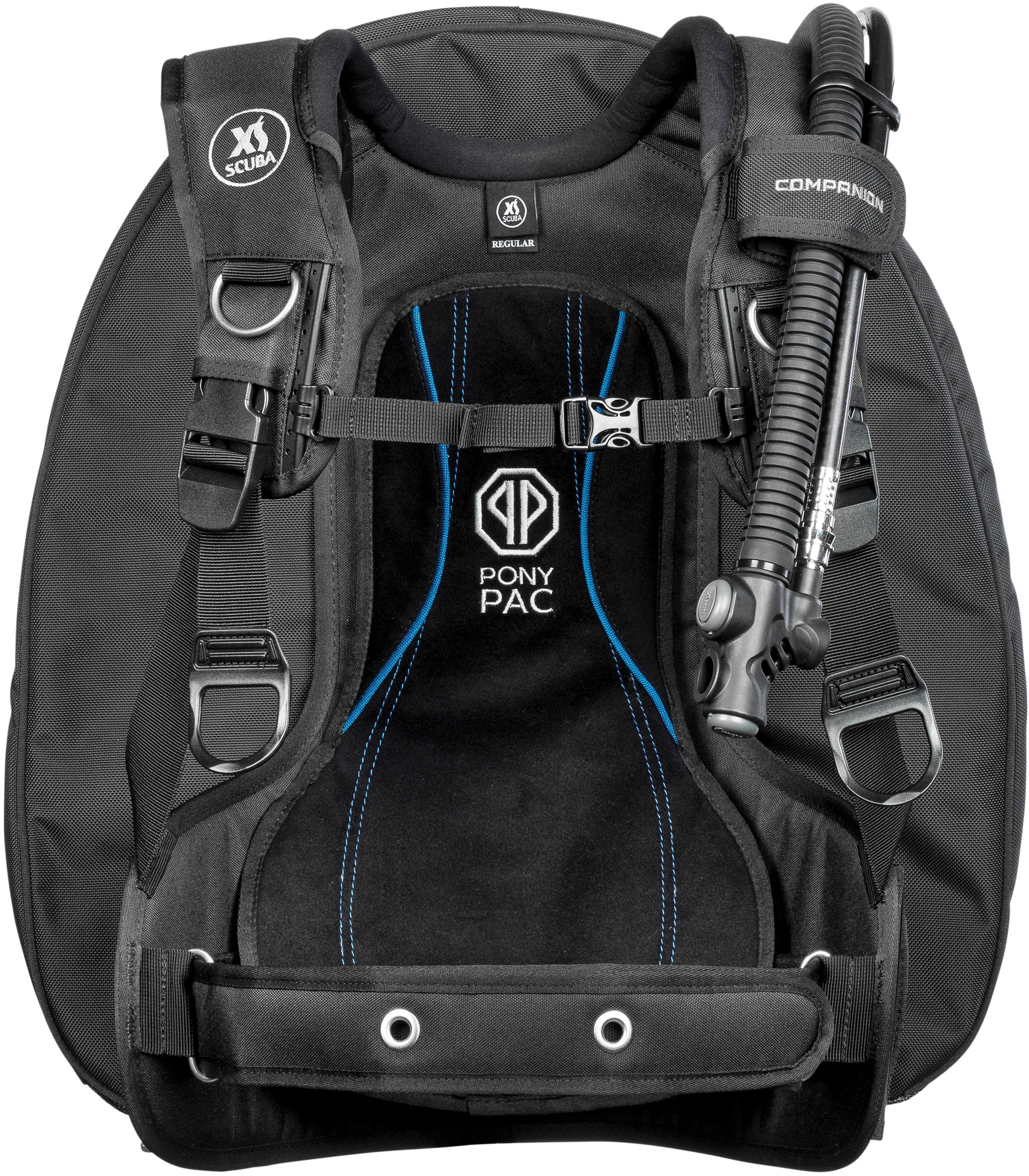 XS Scuba Companion Travel BCD