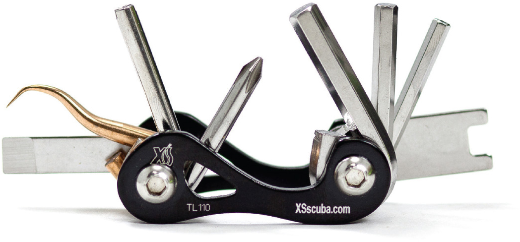 XS Scuba Stainless Steel Multi-Tool